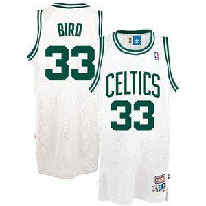 Larry Bird Boston Celtics Jersey